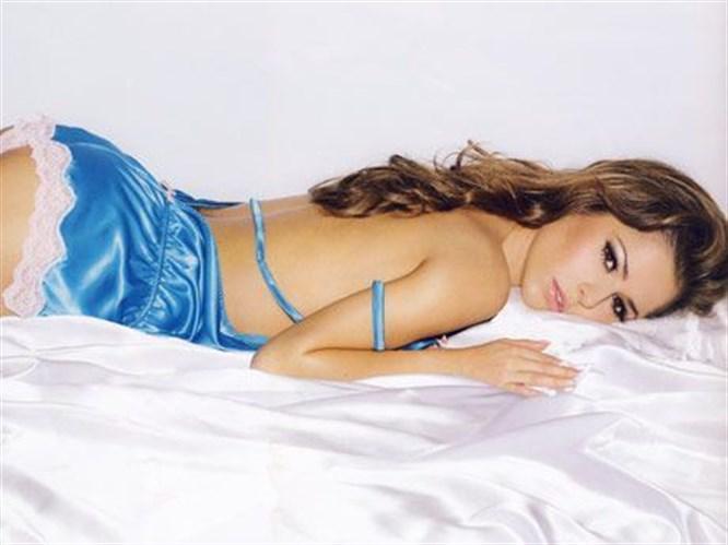 Cheryl'e seks yasağı